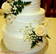 One of the best wedding cakes I've ever had!